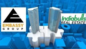 IndiaBull-Real-Estate-Embassy-Merger