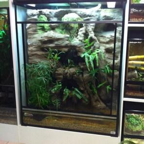 Aquaterrarium 120/60/150