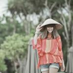 Maggie in Bali