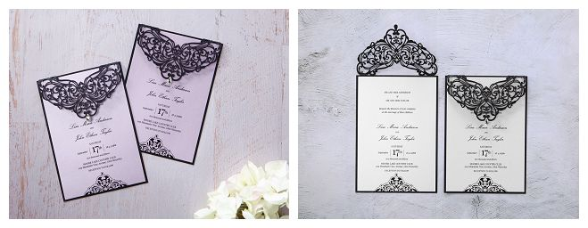 Create Unforgettable Wedding Invitations With Laser Cutting