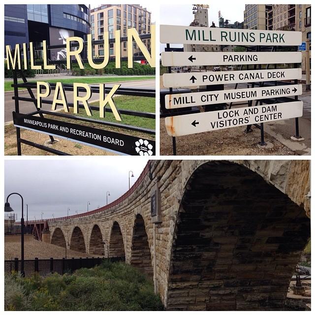 Mill Ruin Park