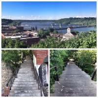 Historic Stillwater Stairs
