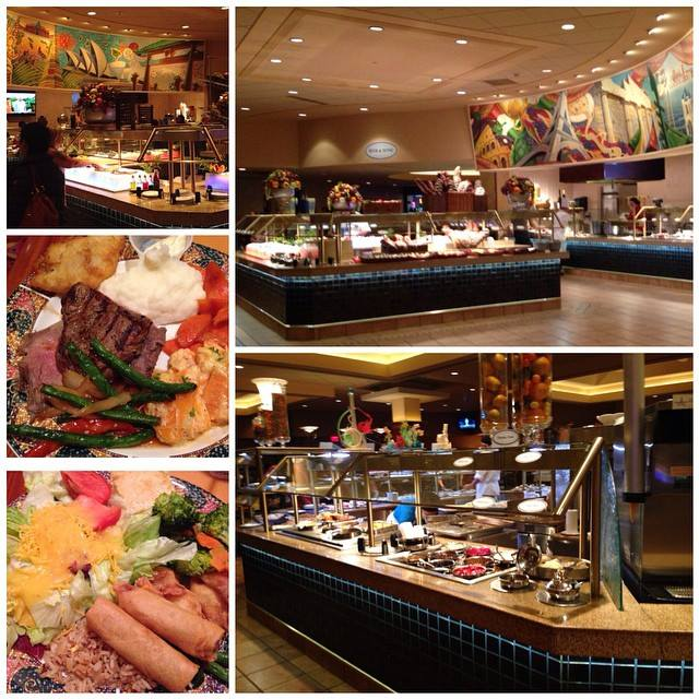 Places to eat near mystic lake casino hotel