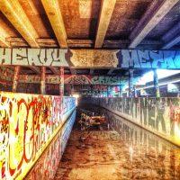 Graffiti Graveyard
