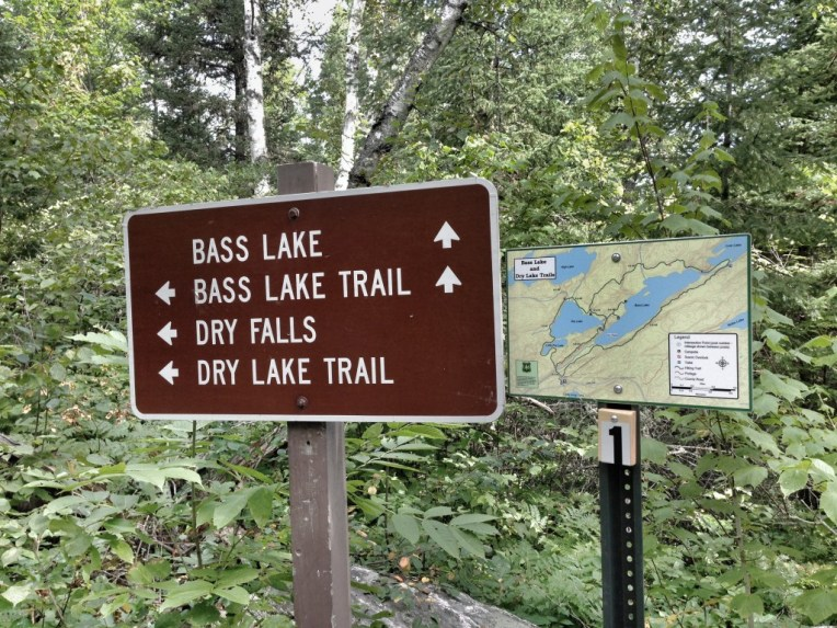 Bass Lake Trail