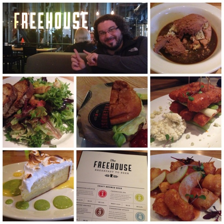 Freehouse Brewery