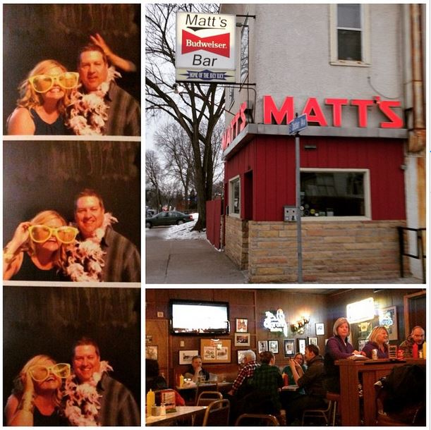Matt's