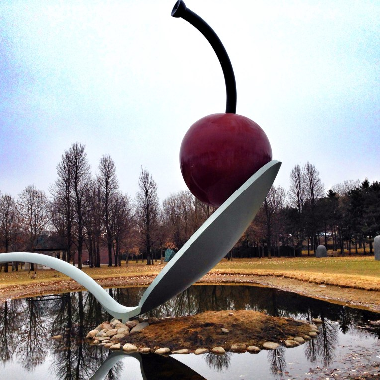 Spoon Bridge and Cherry 2