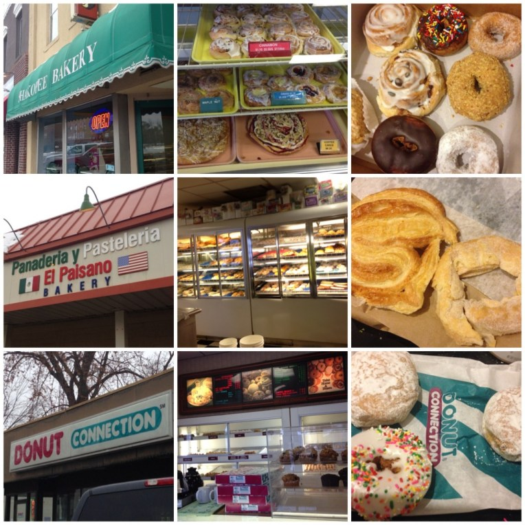 Shakopee Bakery, Panaderia y Pasteleria Bakery, Donut Connection