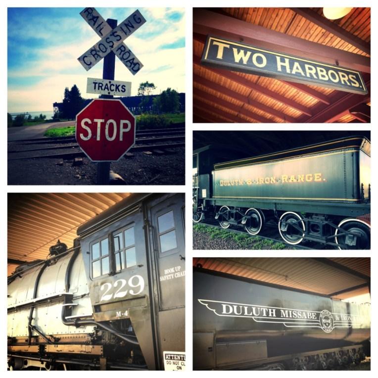Outdoor Railroad Museum
