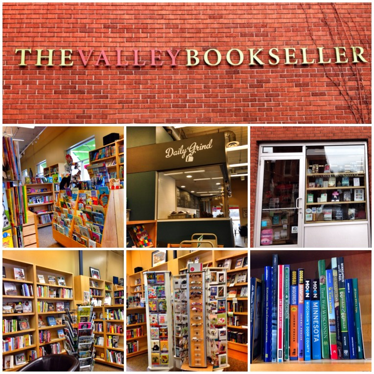 The Valley Bookseller
