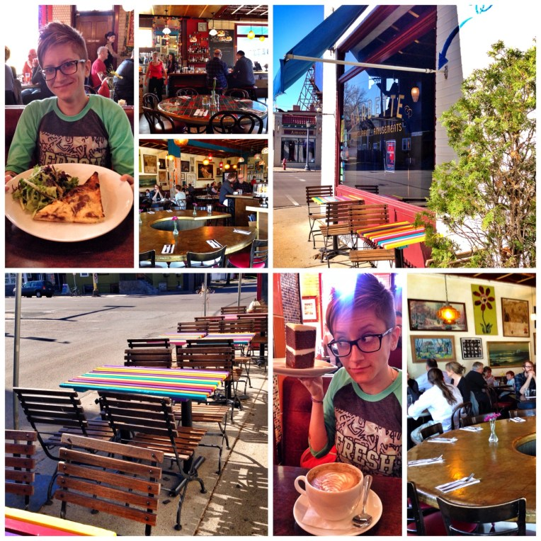 Cafe Barbette