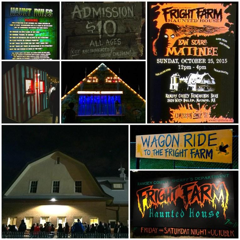 Fright Farm Maplewood MN