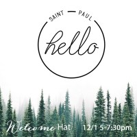 YOU'RE INVITED: Welcome Hat