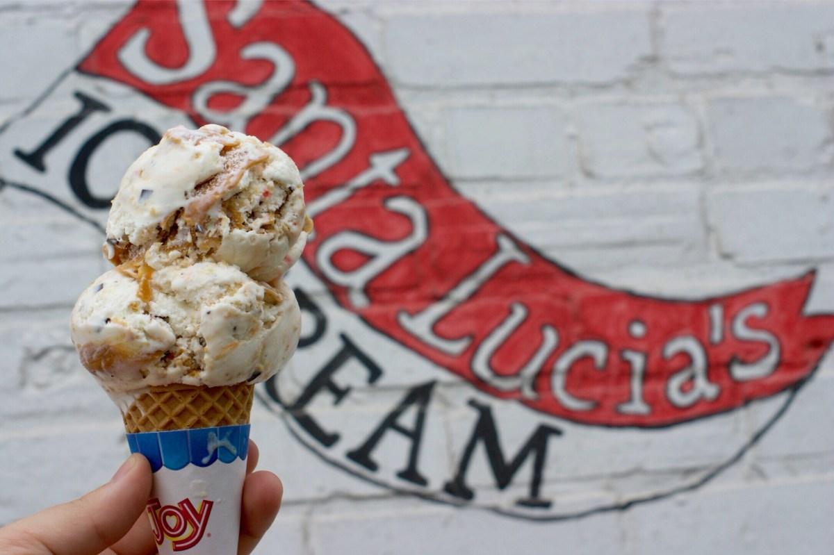 Santa Lucia's Ice Cream