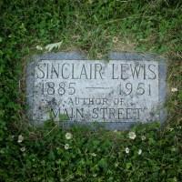 Sinclair Lewis Gravesite
