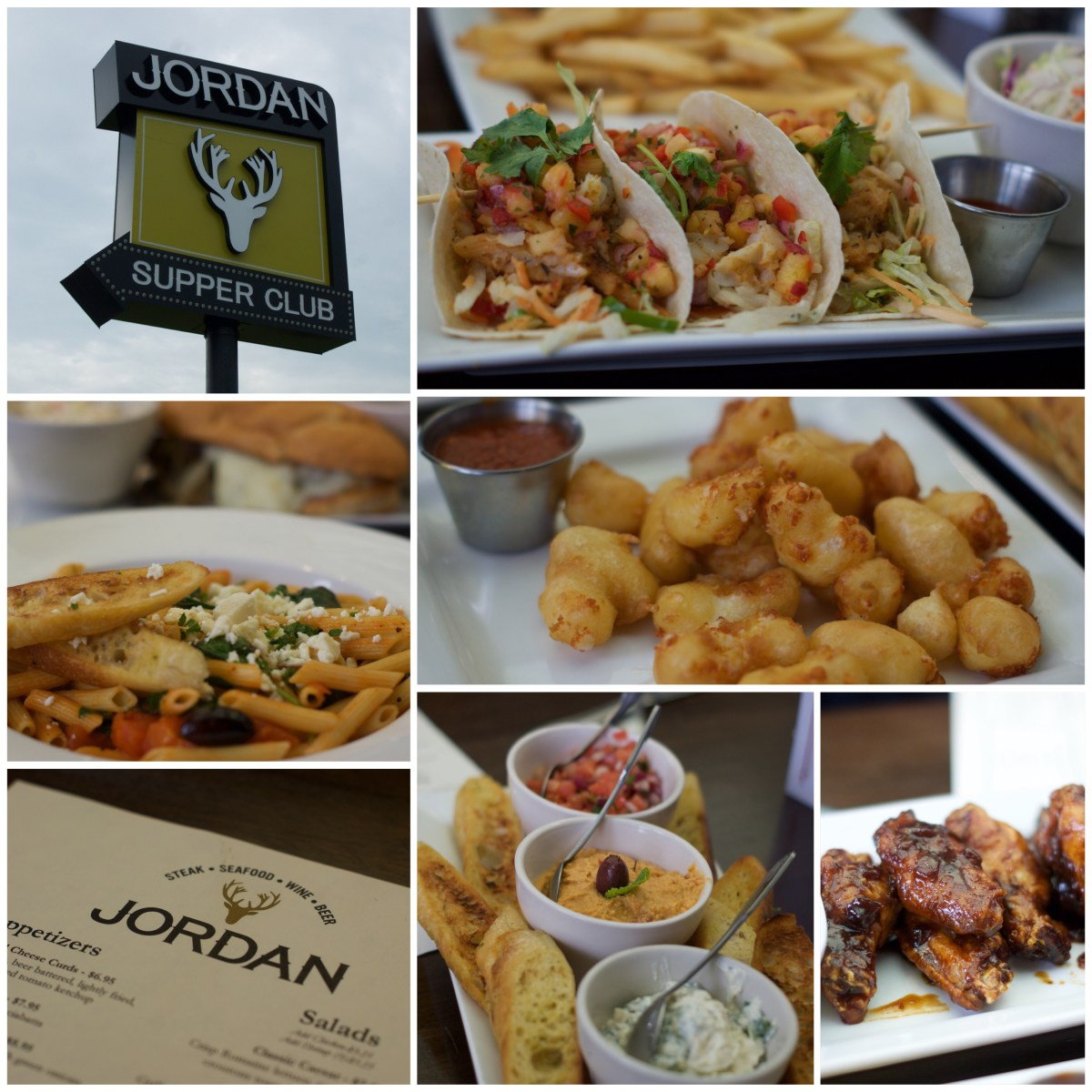 Jordan Supper Club and Tap Room