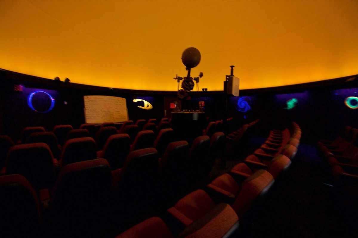 Marshall W. Alworth Planetarium