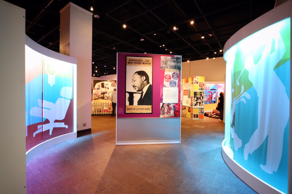 """The 1968 Exhibit"" at the Minnesota History Center"