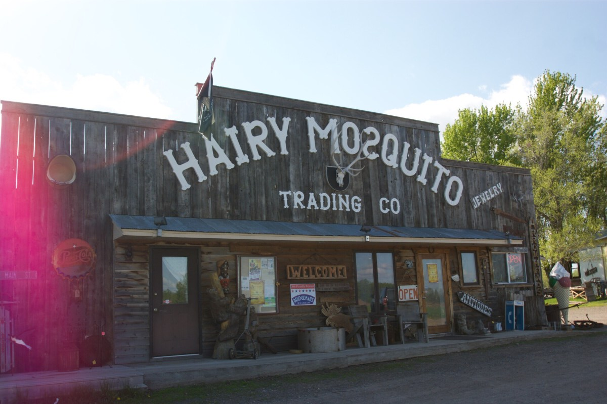 Hairy Mosquito Trading Co.