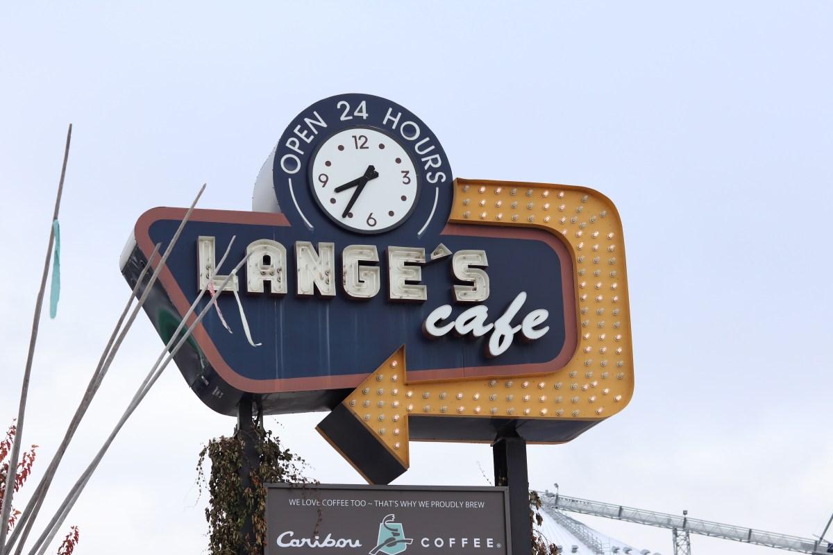 Lange's Café