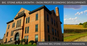 Big Stone Area Growth
