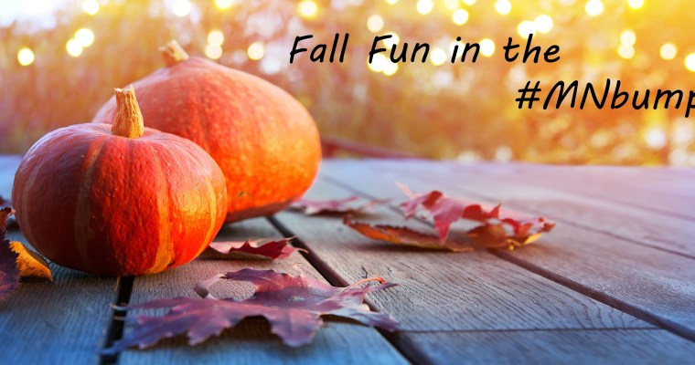 Fun Fall Activities in the #MNbump
