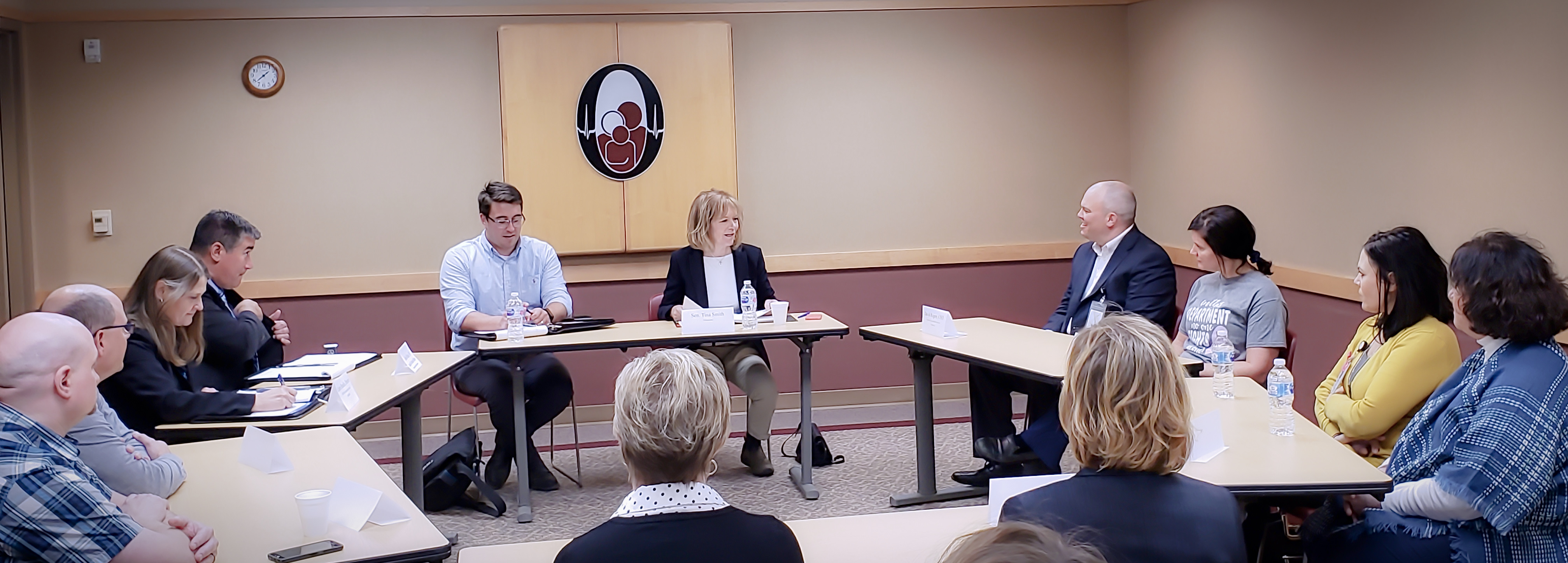 US Senator Tina Smith Visits Ortonville Area Health Services