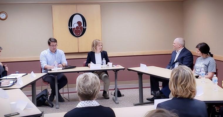 US Senator Tina Smith Visits Ortonville Area Health Services