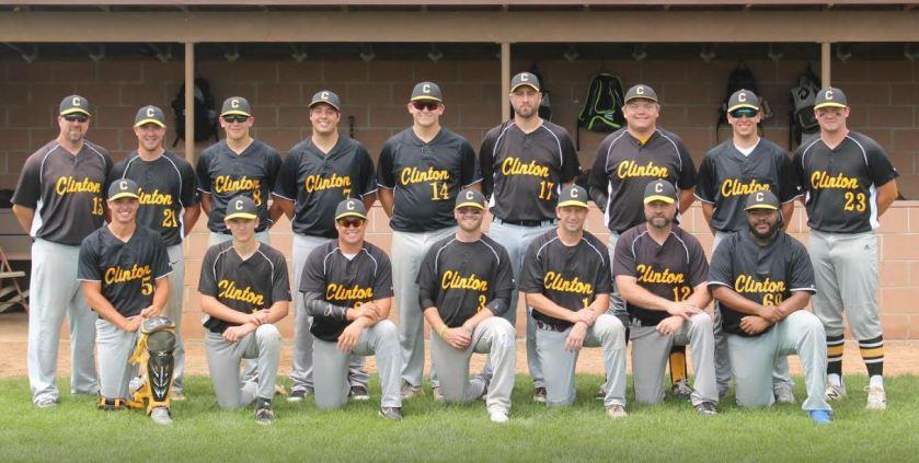 Clinton Cards Baseball Team