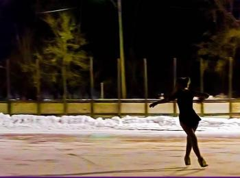 Ice Skating, Ortonville