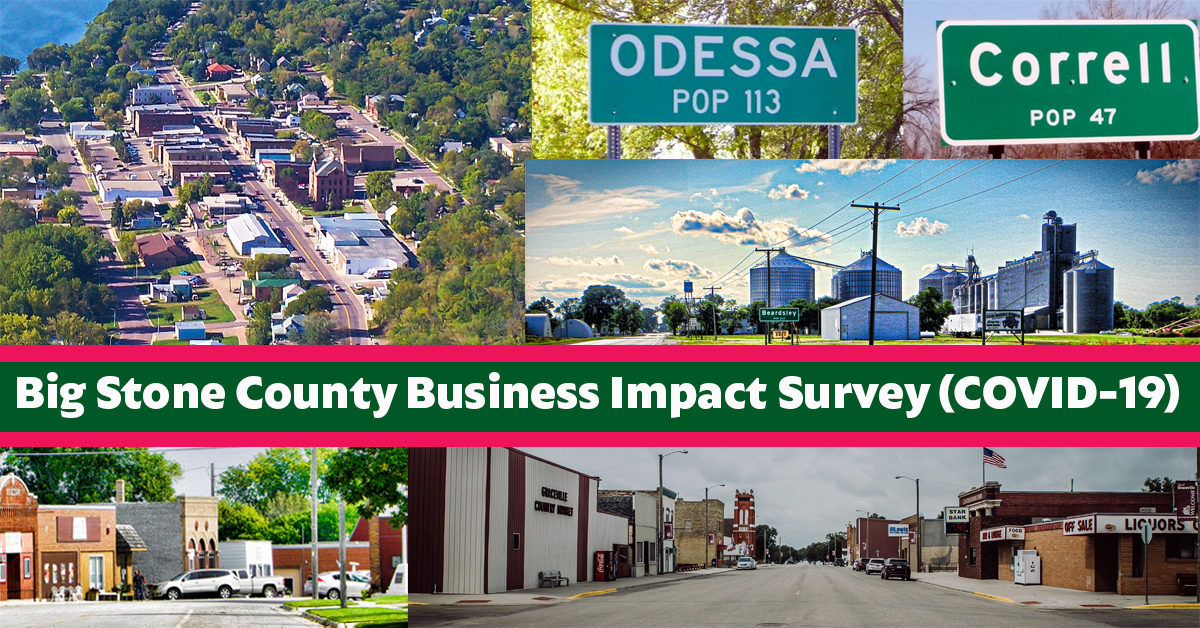 Big Stone County Business Impact Survey