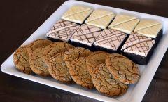 Med brownie cookie tray