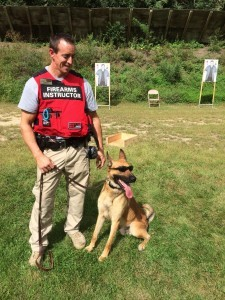 Police canine training is serious biz, as K9