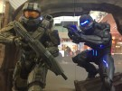 For you HALO fans, inside MIcrosoft HQ