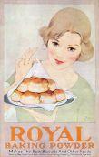 1920's Royal Baking Powder advertisement
