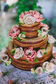 Wedding Cake from the 1920's
