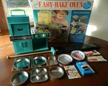 1960's Easy Bake Oven