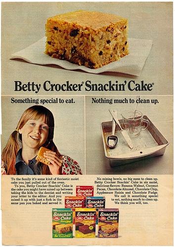 Snackin' Cakes