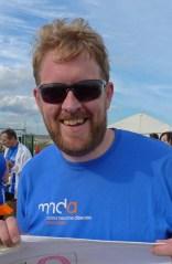 Gavin Lambert of Team Salvo