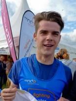 Jack Nalty of Team Salvo