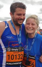 Owen Griffiths & Holly Daniels