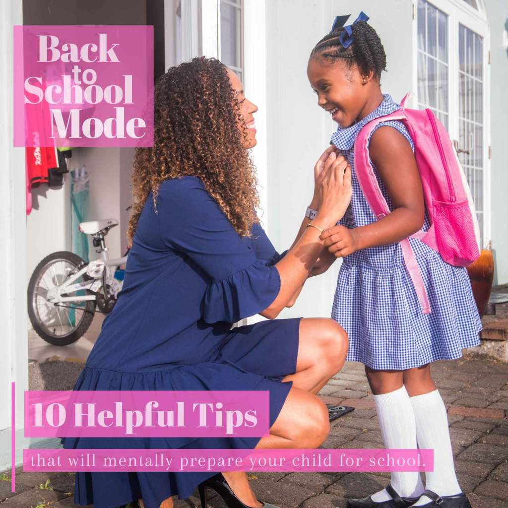Back to School Mode: 10 Helpful Tips   MNDEmpowered