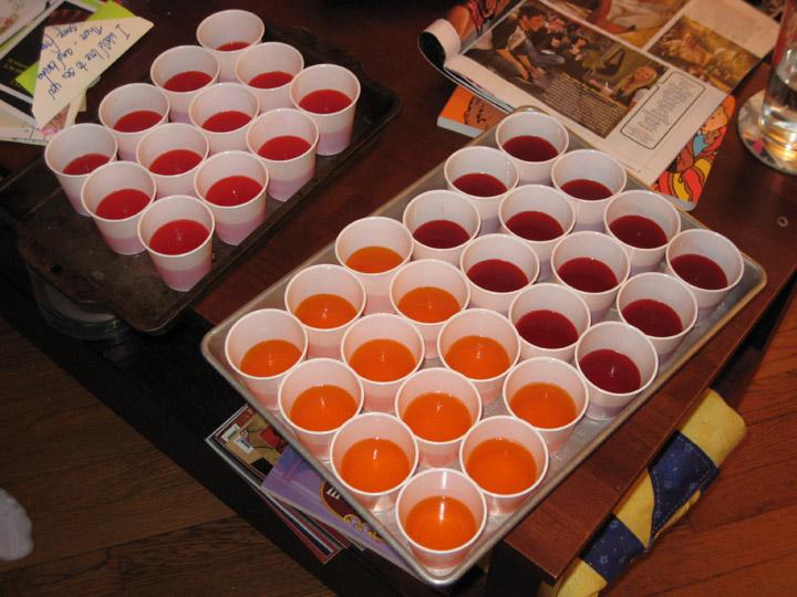 jello-shots