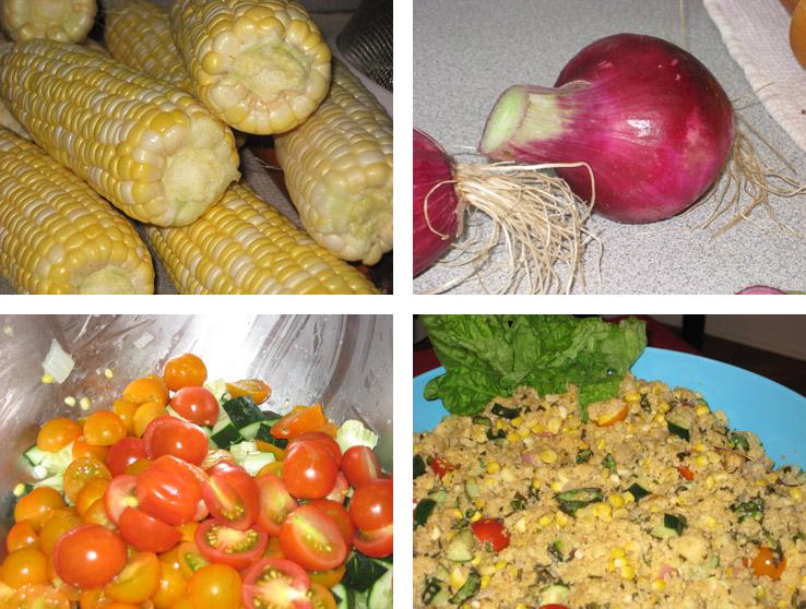 couscous salad composite