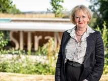 Prof Dame Pamela Shaw at SITraN