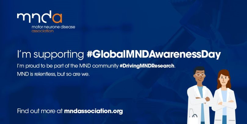 Driving MND research on Global MND Awareness Day