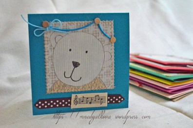 7. blue bear