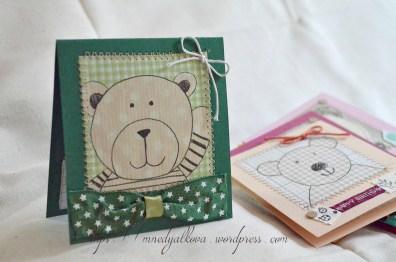 8. green bear