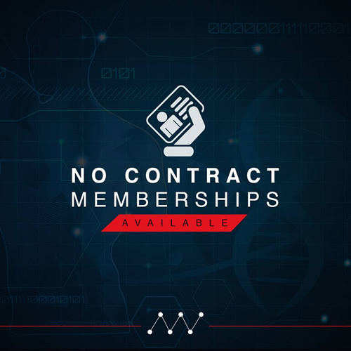 Gym Membership no Contract